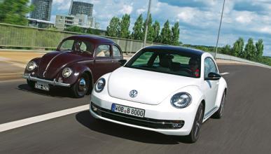 vw beetle escarabajo 60 años