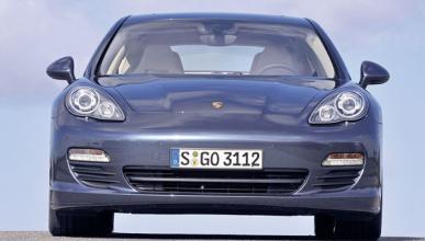 Porsche Panamera Hybrid vs Mercedes S 250 CDI