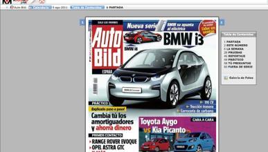 La versión digital de AUTO BILD, disponible en Kiosko y Más