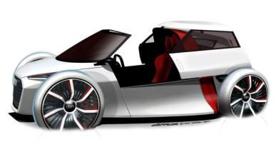 Acceso al Audi urban concept
