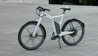 Smart eBike lateral