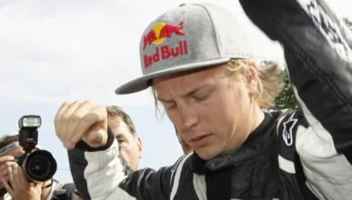 Kimi Räikkönen no estará en el Rally de Australia
