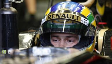 Senna sustituye a Heidfeld en Renault