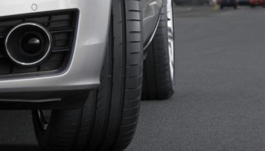 Un neumático Goodyear que regula su presión automáticamente