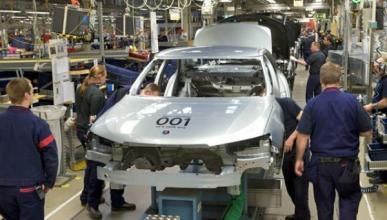 Saab se retira del Salón de Frankfurt
