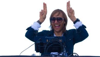 David Guetta, sin carné de conducir de por vida