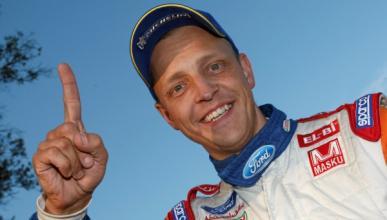 Mikko Hirvonen-Ford