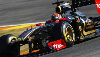 Kubica quiere volver en octubre en simulador o en coche