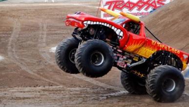 Los camiones de la Monster Jam vuelven a Barcelona