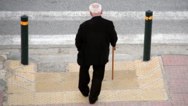 Aumenta la población mayor de 65 años en las carreteras