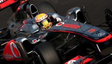 Hamilton lidera los libres del Gran Premio de Singapur