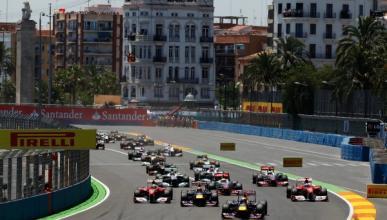 La Generalitat asegura la Fórmula 1 en Valencia hasta 2014