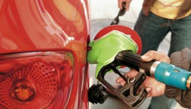 Baja el consumo de combustible