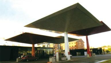 Las gasolineras facturan un 13% más en 2010