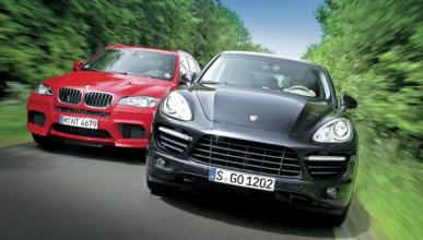bmw-x5-m-porsche-cayenne-turbo-frontal