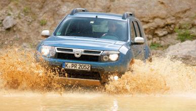 Dacia Duster laureate frontal