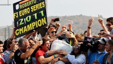 Roberto Merhi, Campeón de las Euroseries de F3