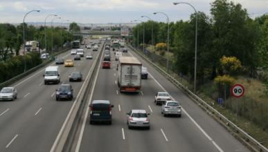 Los peajes disminuyen un 46% el tráfico en Portugal