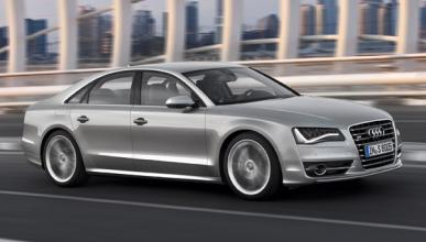 Delantera del Audi S8
