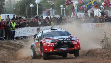 Máxima expectación ante el Rally de España