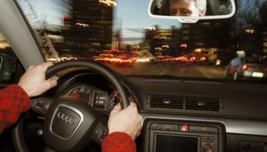 El 25% de las personas hace una conducción subconsciente