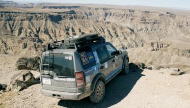 Ruta 4x4 en NAMIBIA (1ª PARTE): memorias de Namibia