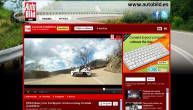 AUTOBILD.ES estrena Canal Oficial en Youtube