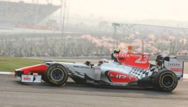 HRT amplía su acuerdo con Williams y montará KERS en 2012