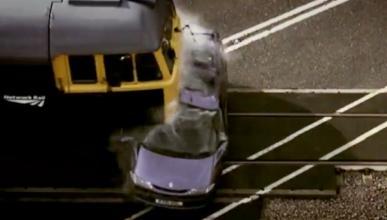 Top Gear: sus diez accidentes de coche más impactantes