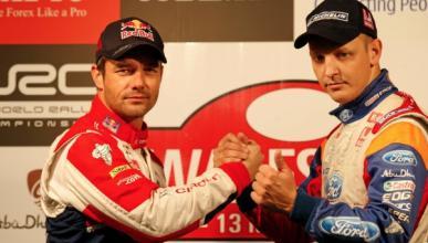 Sébastien Loeb, virtual Campeón del Mundo de rallys