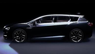 Subaru Advanced Tourer Concept, en el Salón de Tokio 2011