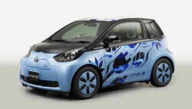 Prototipos Toyota