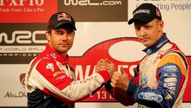WRC 2012: Hirvonen será compañero de Loeb en Citroën