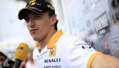 Kubica no comenzará el Mundial de Fórmula 1 de 2012