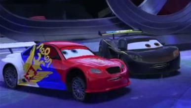 Vettel y Petrov se suman a Cars 2