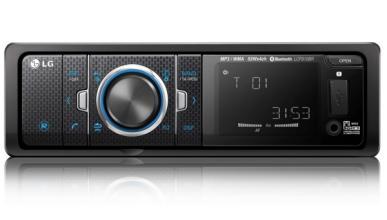 Una radio de coche que se controla desde el teléfono móvil