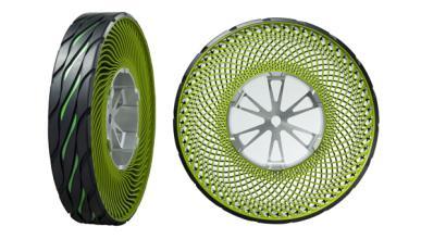 Bridgestone Non-Pneumatic: un neumático sin aire