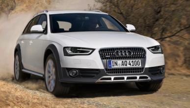Nuevo Audi A4 Allroad frontal