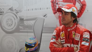 Fernando Alonso y Raquel del Rosario se separan