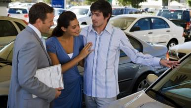 Sector del automóvil: ¿nueva caída después de Nochevieja?