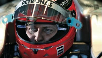 Fernando Alonso sigue viendo a Schumacher como referencia