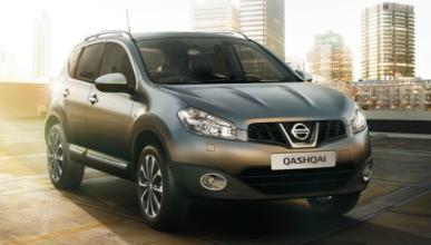 SUV más vendidos 2011 Nissan Qashqai