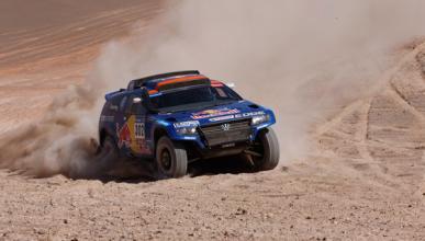 Robos en el Dakar 2012 a miembros de la organización