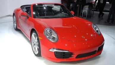 911 Carrera Salón de Detroit