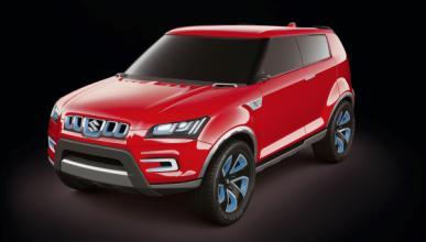 nuevo Suzuki XA Alpha frontal