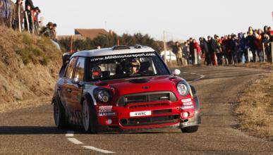 Sordo recupera la segunda plaza del Rally de Montecarlo