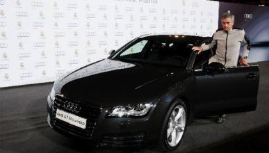 Mourinho cambia Audi por Porsche