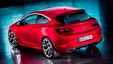 Opel Astra OPC trasera