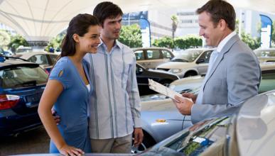 La venta de coches de segunda mano subió un 24,5%