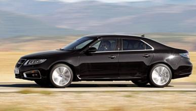 Saab 9-5 Aut lateral